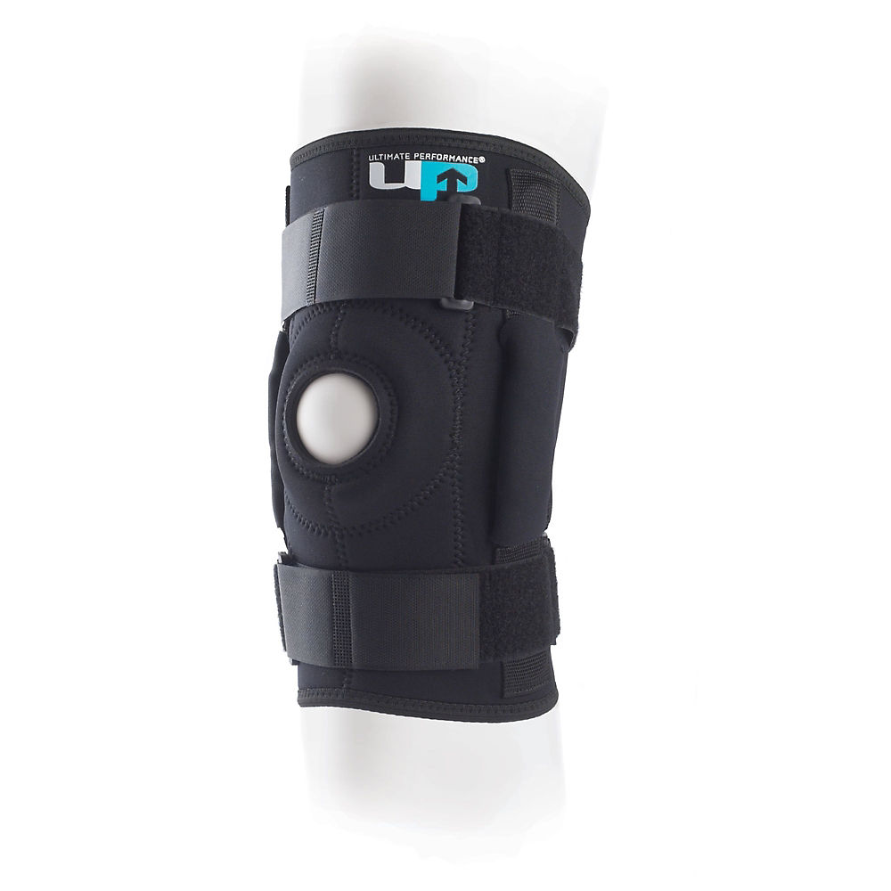 Sujeción de rodilla articulada Ultimate Performance Ultimate - Negro - 4, Negro