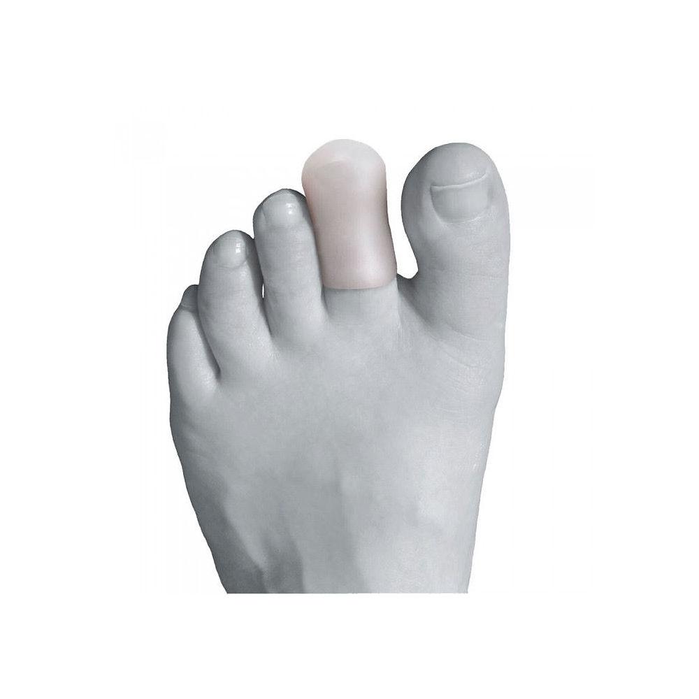 Protectores para los dedos de los pies Ultimate Performance - Transparente, Transparente