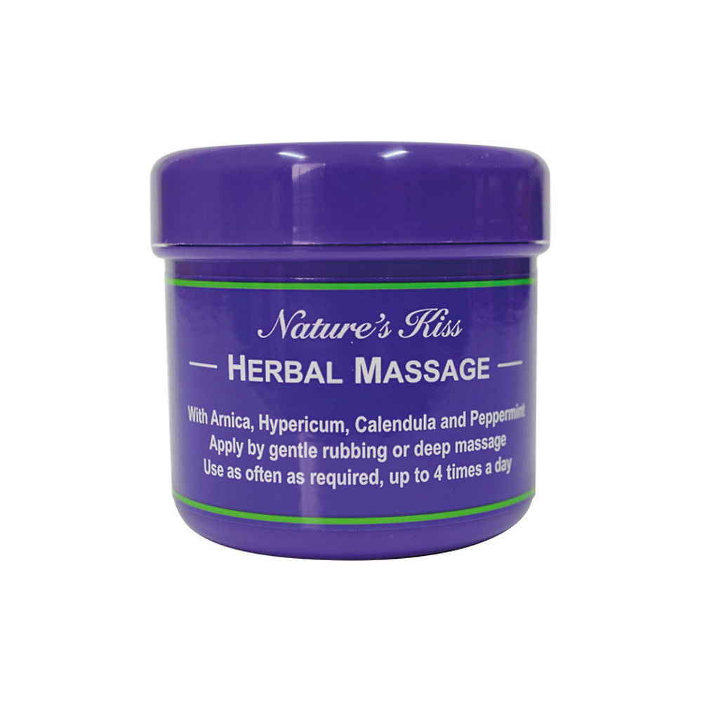 Image of Herbes de massage Natures Kiss (90g) - Violet