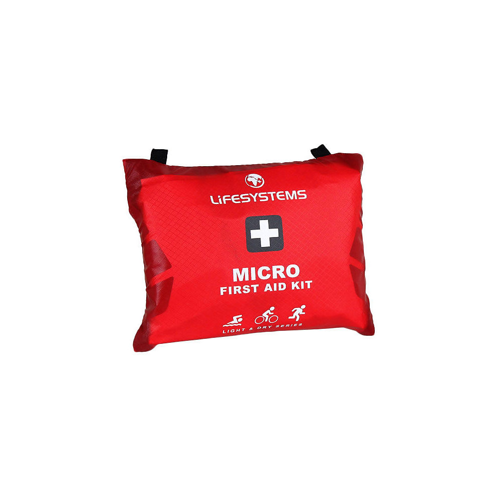 Lifesystems Light And Dry Micro First Aid Kit - Red  Red