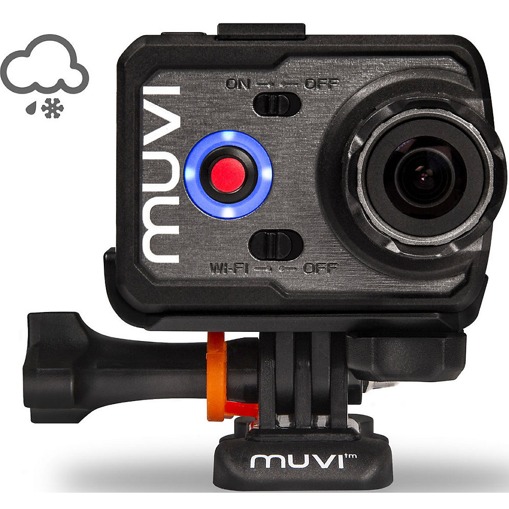 Conjunto de cámara Veho Muvi K-Series K-2 Sports 2017