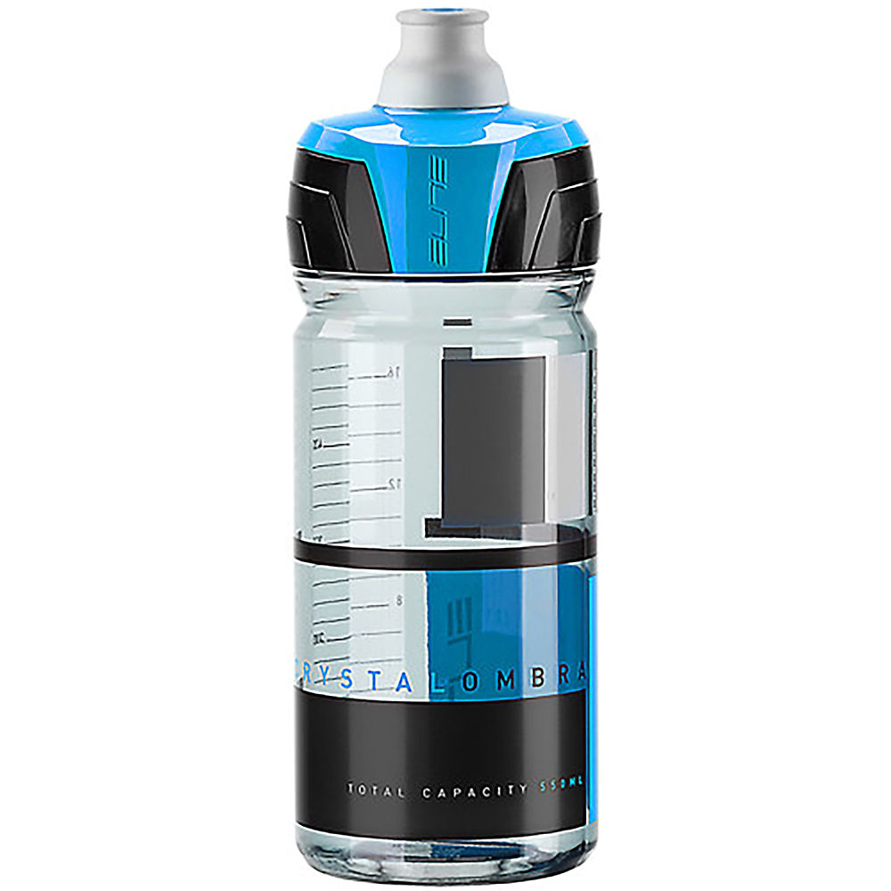 Image of Bidon Elite Crystal Ombra Membrane 550 ml - Bleu - 550ml