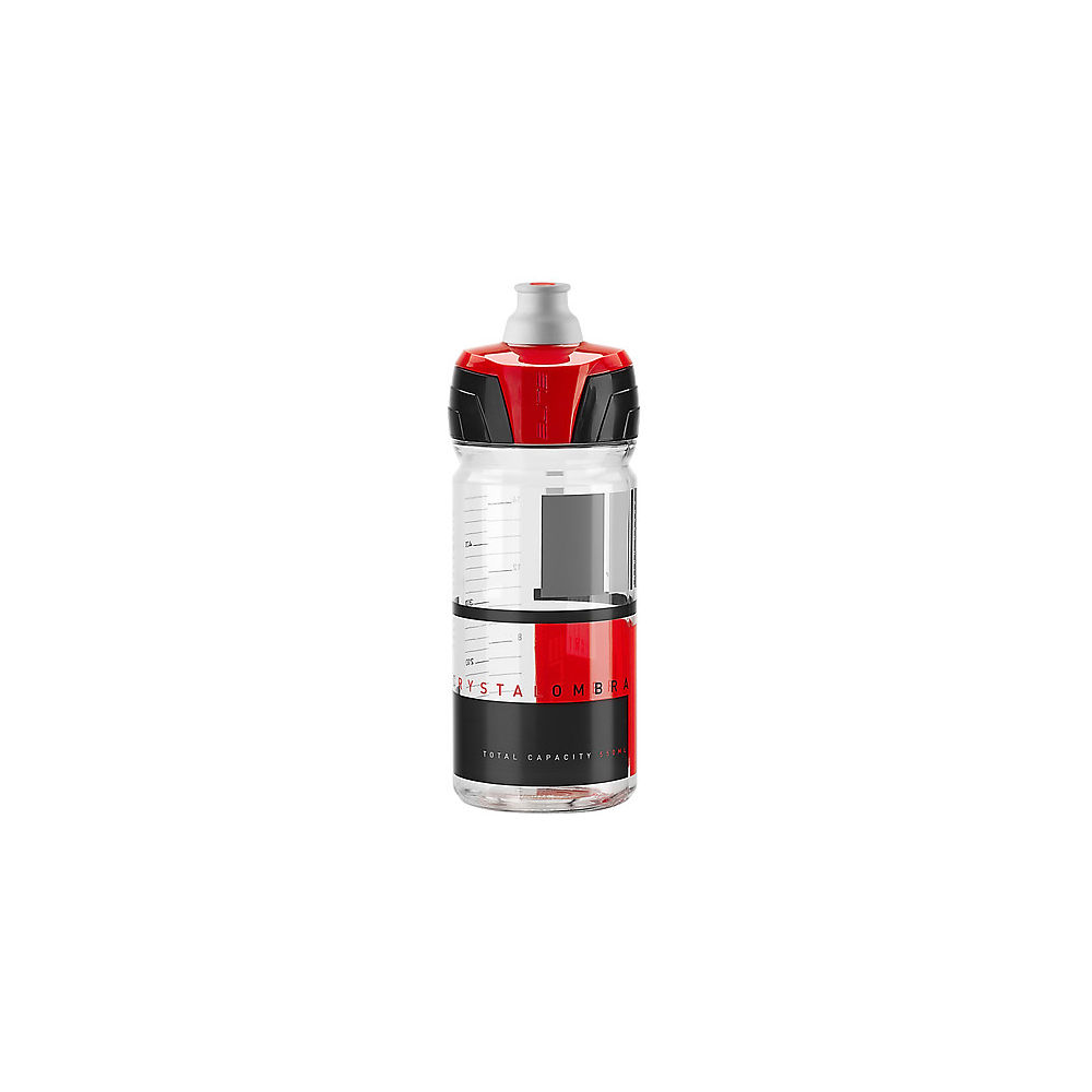 Image of Bidon Elite Crystal Ombra Membrane 550 ml - Rouge - 550ml