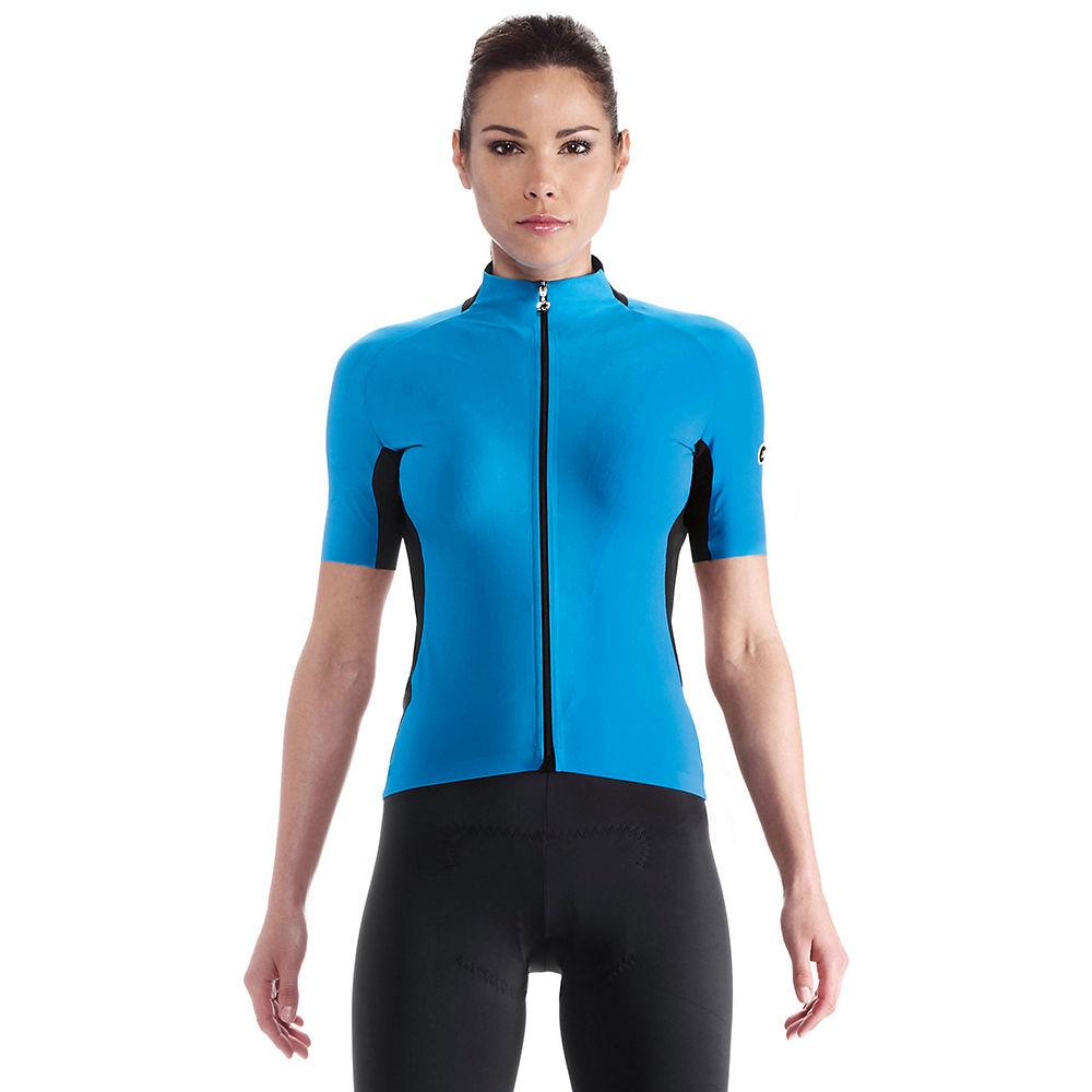 Assos Womens Ss.laalalai Evo Jersey - Corfu Blue - Xs  Corfu Blue