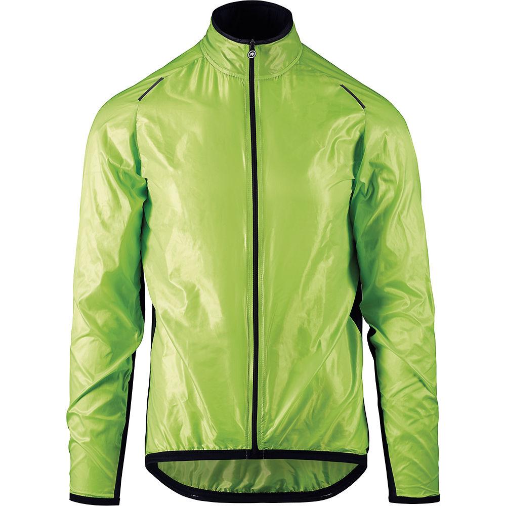 Assos Blitzjacket Mille Gt - Visibilitygreen  Visibilitygreen