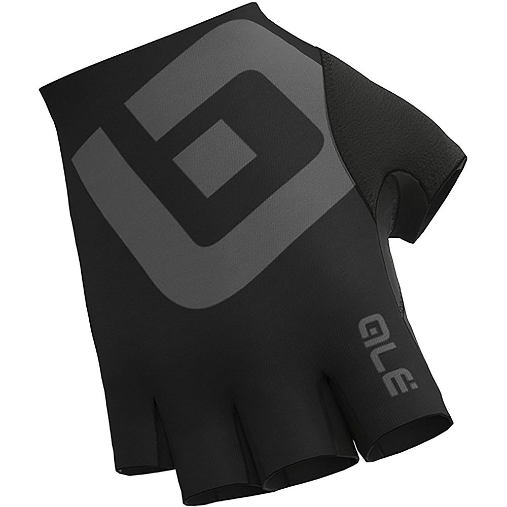 Alé Air Gloves - Black-Grey - XL, Black-Grey