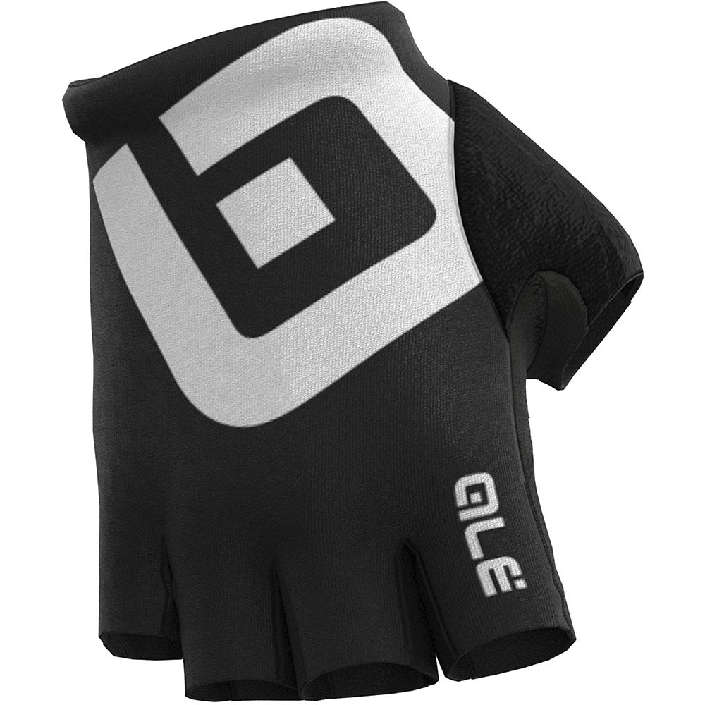 Ale Air Gloves - Black-white  Black-white