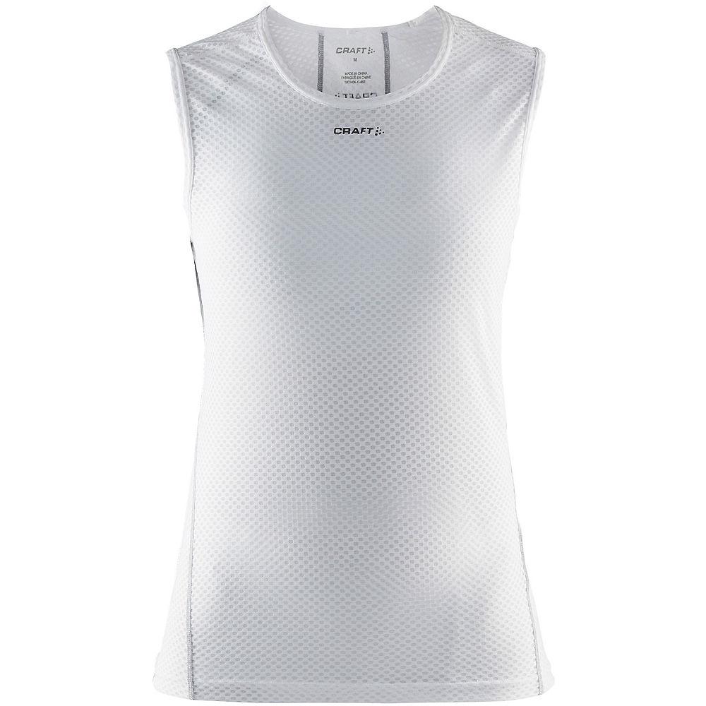 Craft Womens Cool Mesh Superlight Base Layer  - White - Xl  White