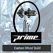 Prime Custom Road Rear Wheel Build