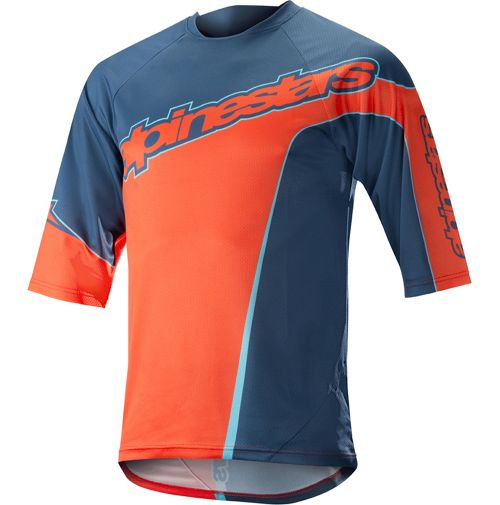 Alpinestars Crest 3-4 Jersey SS18. Write the first review ef79458a8