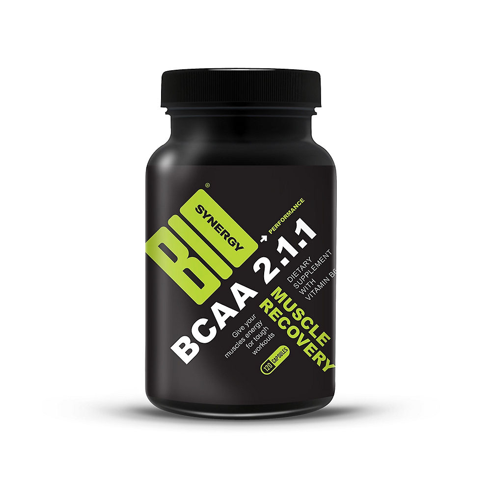 Image of 120 capsules Bio-Synergy BCAA 2.1.1, n/a