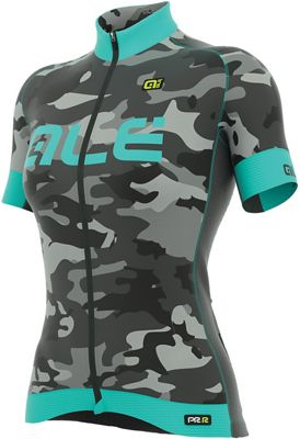 ALÉ Cycling Camo-jacket, cycling short and Jersey Road and MTB 2017