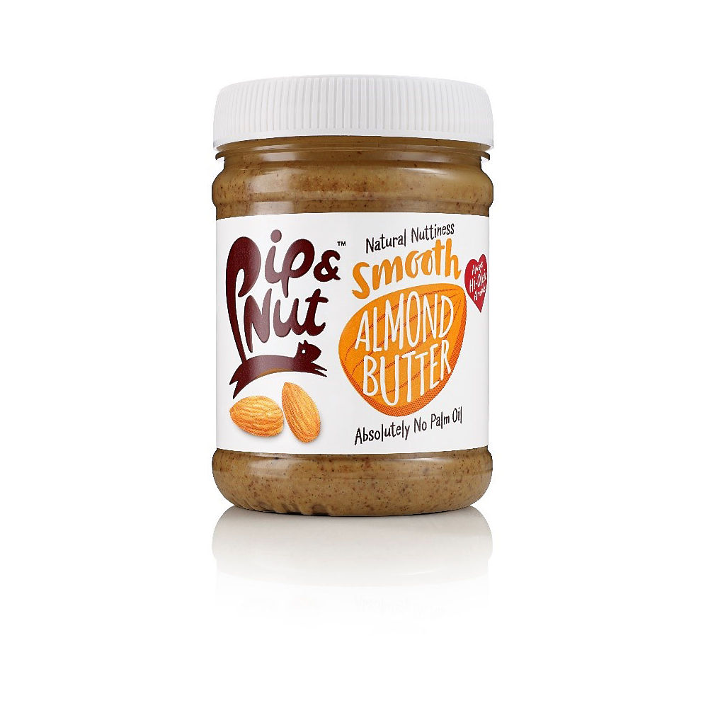 Image of Beurre d'amandes Pip & Nut (lisse, 225 g) - 225g, n/a