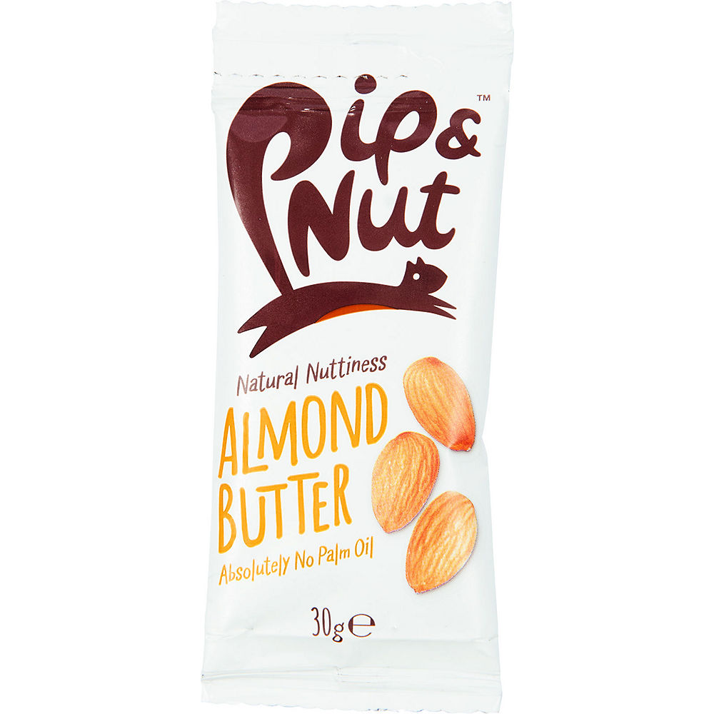 Image of Beurre d'amandes Pip & Nut Squeeze Pack (20 x 30 g), n/a