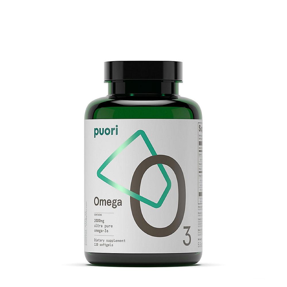 Puori O3 - Ultra Pure Fish Oil (120 Capsules)