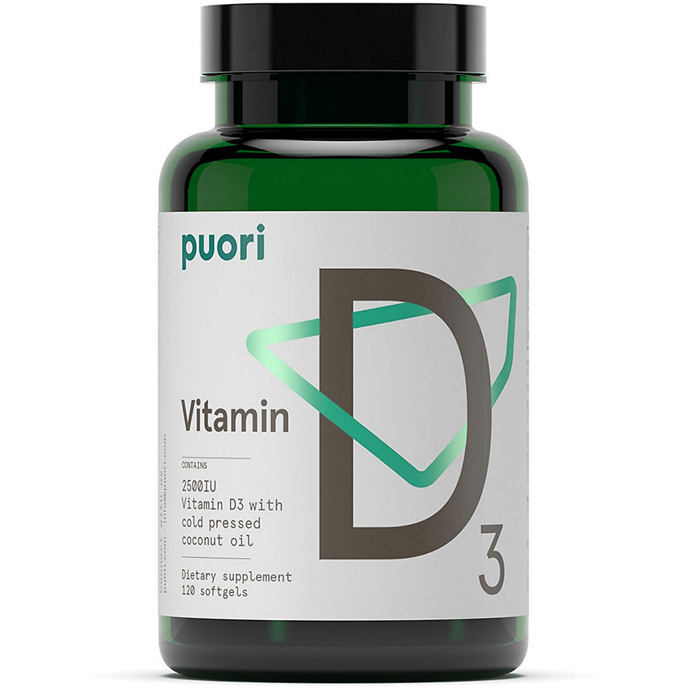 Bote Puori D3 - Vitamina D (120 cápsulas)