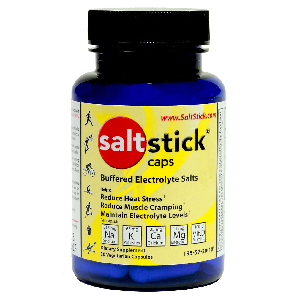 Image of Capsules SaltStick 100 Electrolyte - 100 capsules, n/a