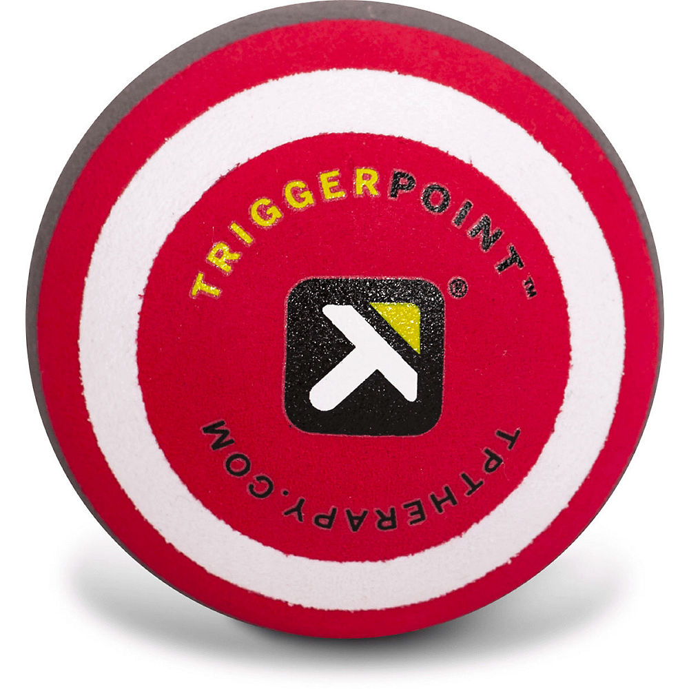 Trigger Point Mbx - 2.5 Massage Ball - Red-black  Red-black