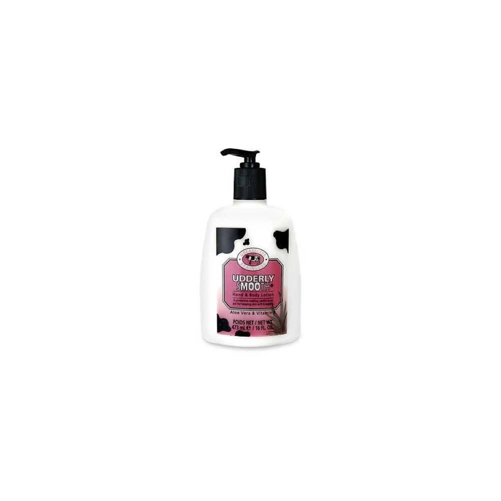 Image of Crème pour mains et corps Udderly Smooth (450 g environ) - Pas de couleurs, Pas de couleurs