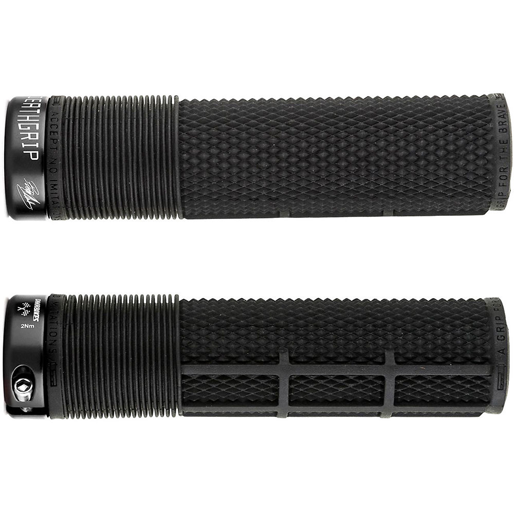 DMR Brendog Race Death Grip - Negro - Thin, Negro