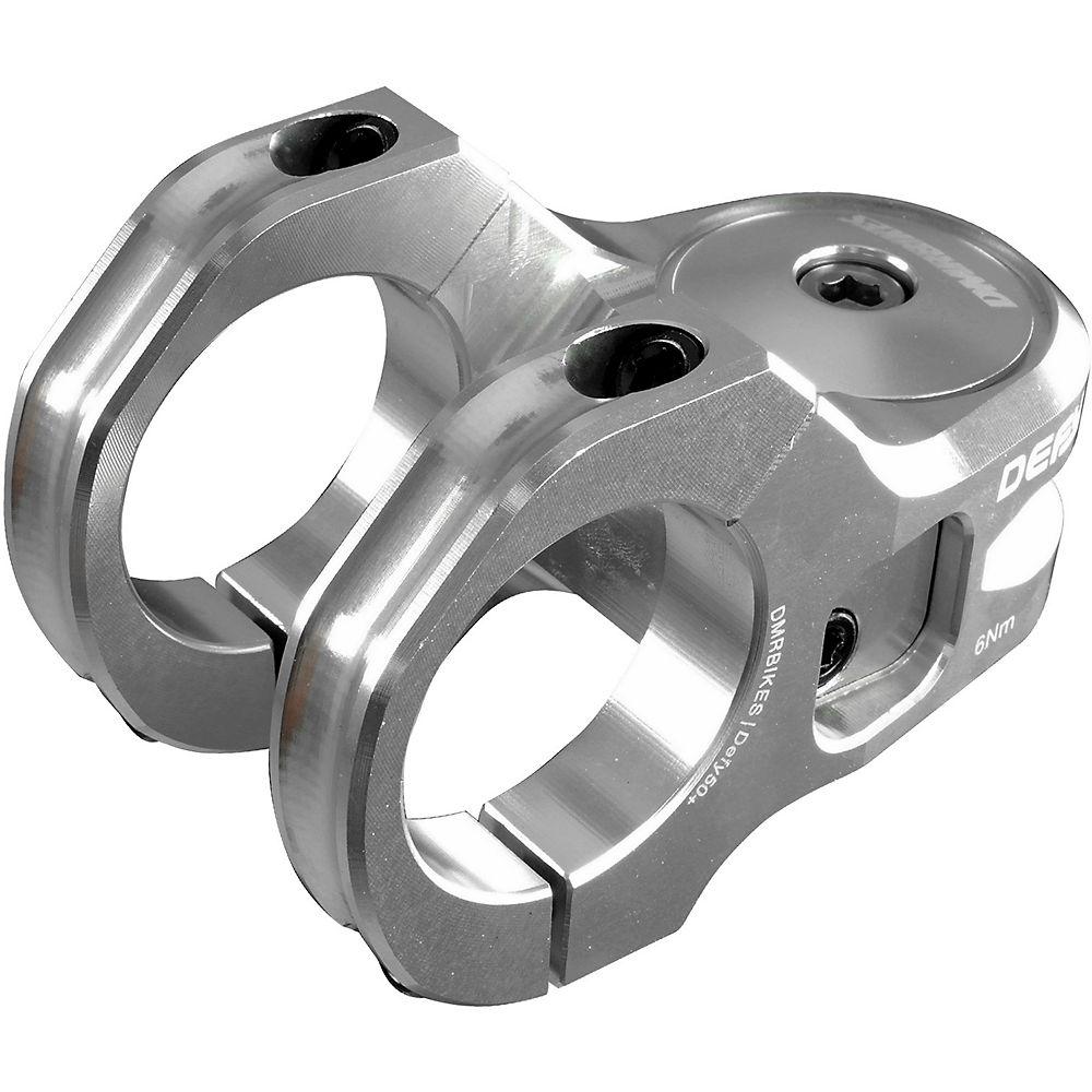 DMR DEFY50 Stem - Polished Silver - 1.1/8