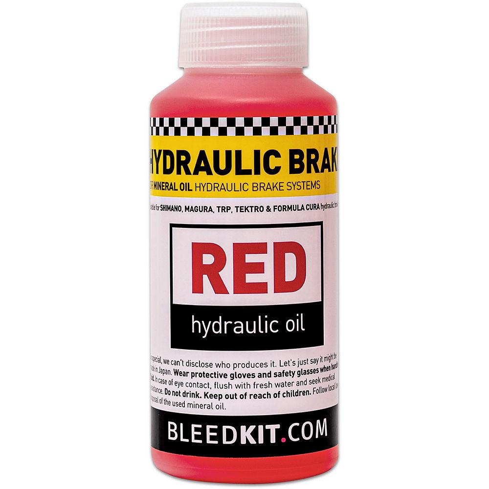 Bleed Kit Mineral Brake Fluid (100ml) - Mineral Based Brakes - Green