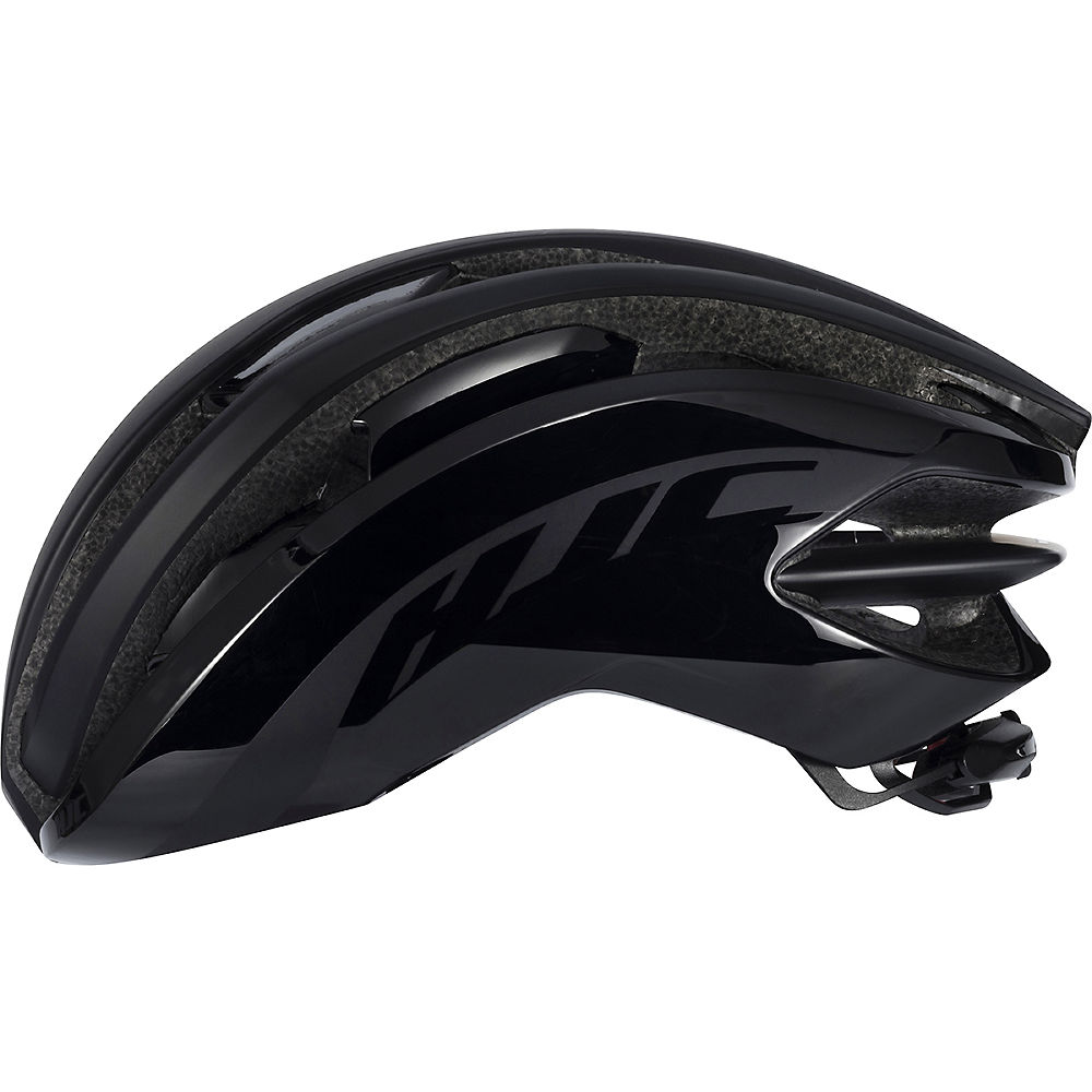 Hjc Ibex Road Helmet 2018 - Matte Black-gloss Black - M/l  Matte Black-gloss Black