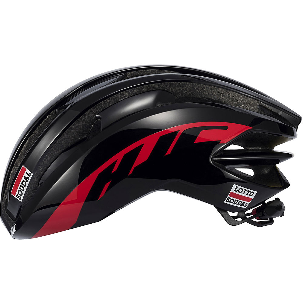 HJC Ibex Lotto Soudal Road Helmet 2018