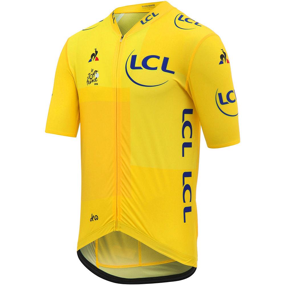 Le Coq Sportif Tour De France 2018 Pro Yellow Jersey 2018