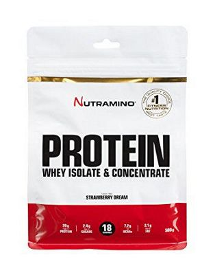 Nutramino Whey Protein (504 g)