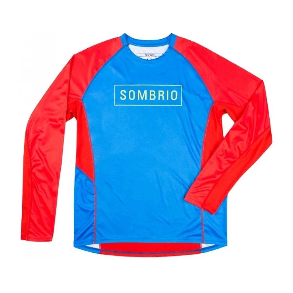 Sombrio Pursuit Jersey (2017) 2017 - Blue
