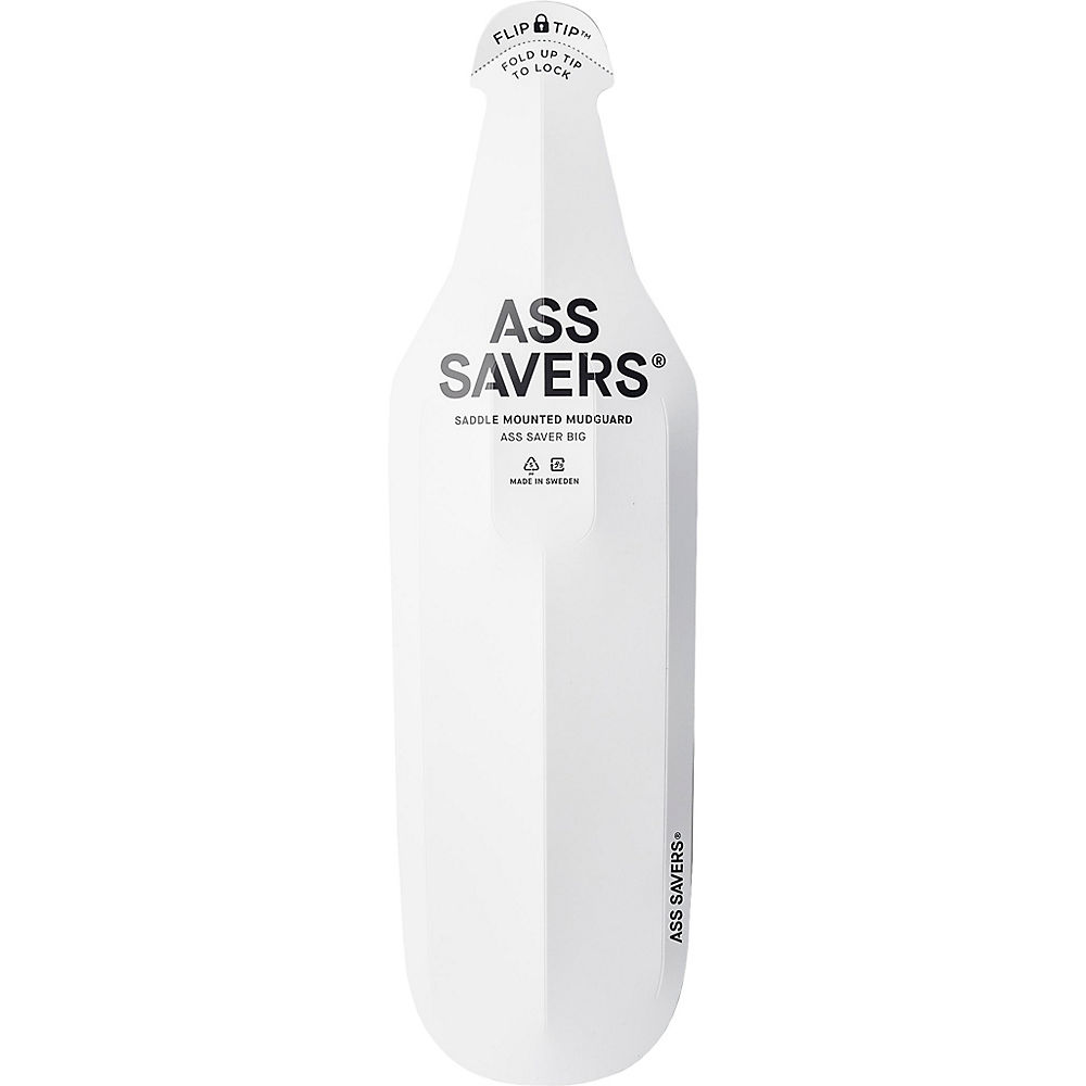 Image of Garde-boue Ass Savers Big - Blanc, Blanc