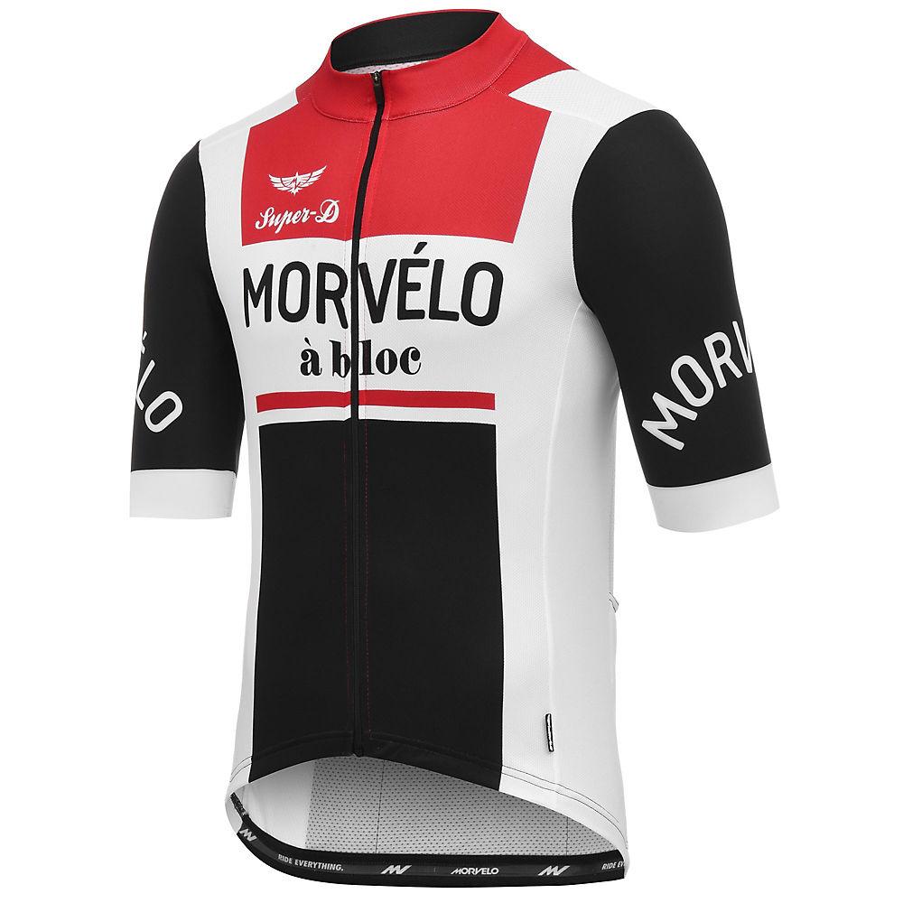 Morvelo 10 Year Celebration Jersey- a bloc SS18