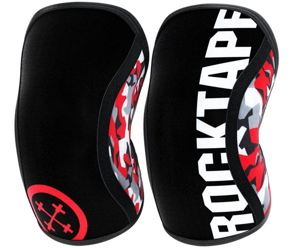 28871b53abb94 RockTape Assassin Knee Sleeves 7mm | Chain Reaction Cycles