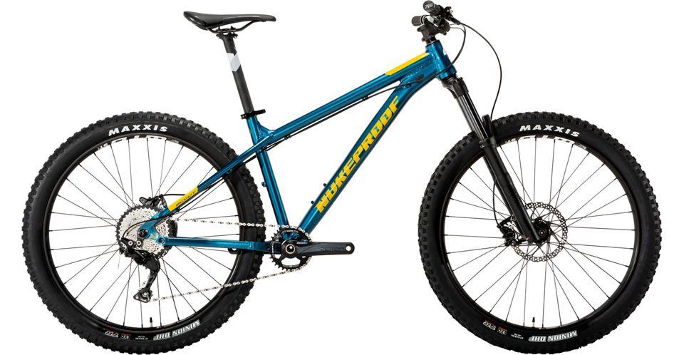 Mountain Bike Crankset >> Nukeproof Scout 275 Sport Mountain Bike 2019 Chain Reaction Cycles