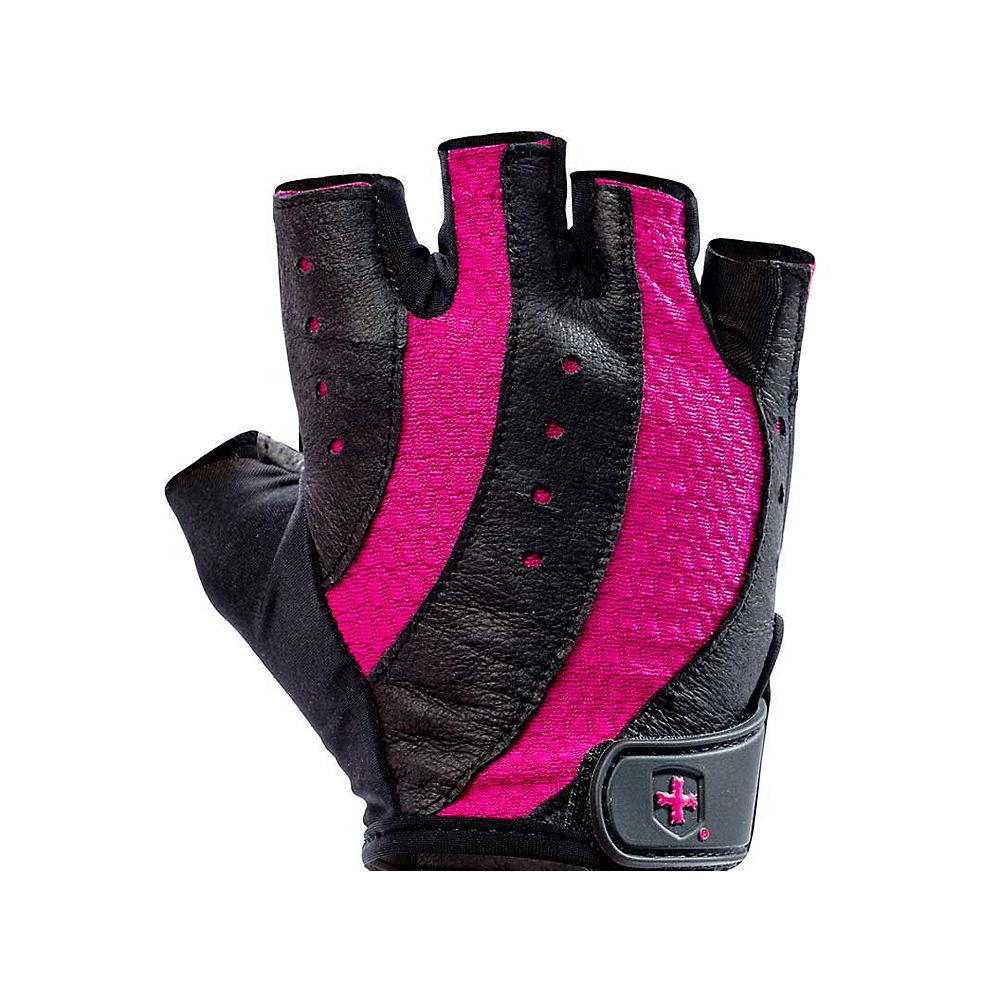 Harbinger Womens Pro Gloves - Black-pink - Black/pink Small  Black-pink