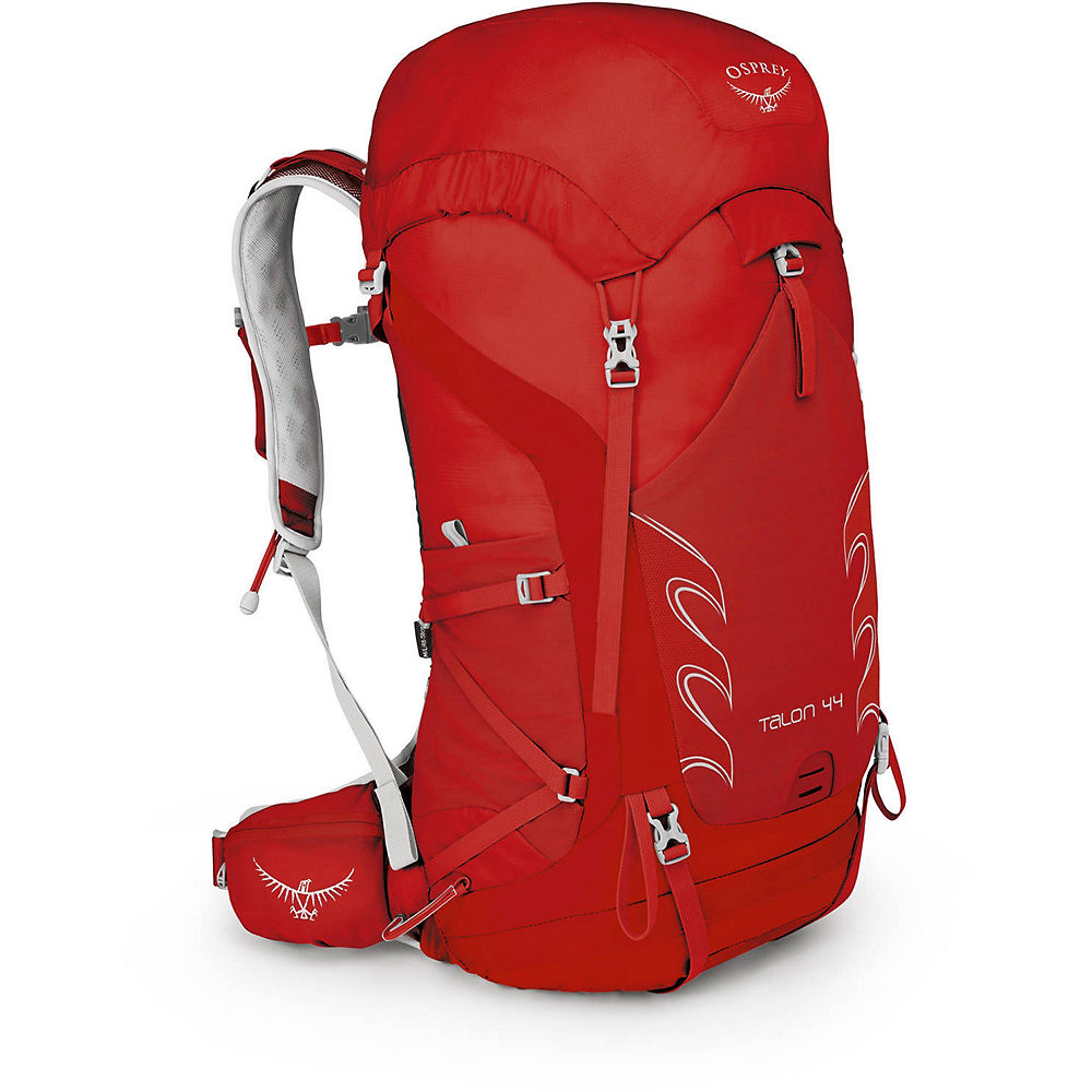 Osprey Talon 44 Rucksack  - Martian Red - Med/Large, Martian Red