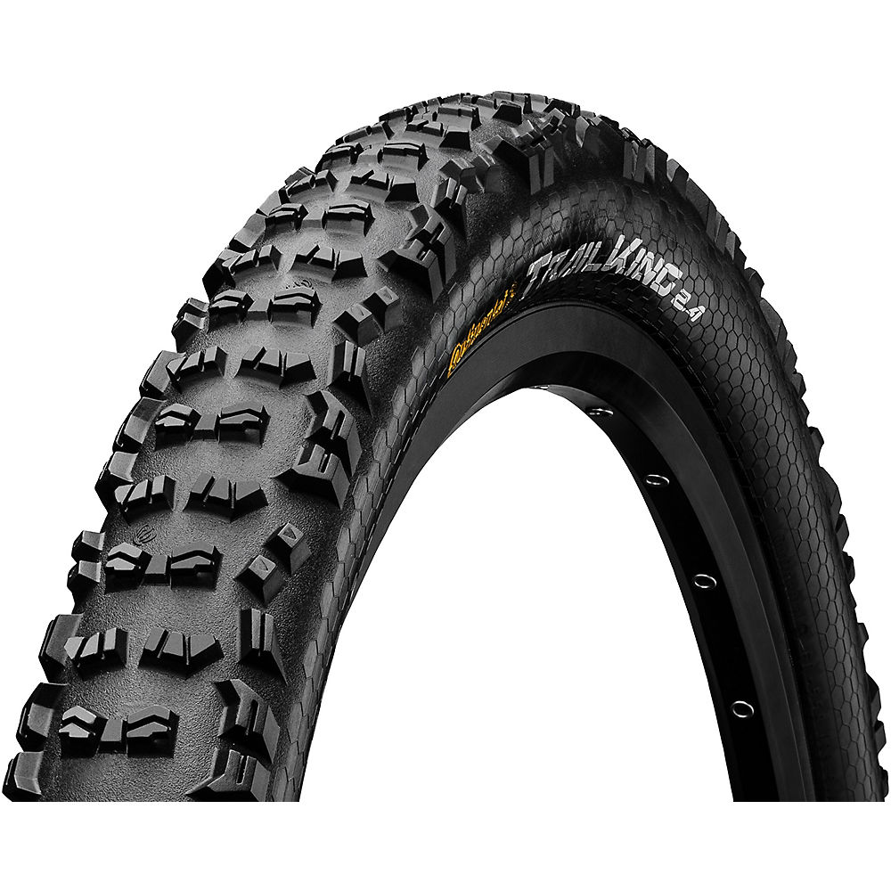 Cubierta plegable de MTB Continental Trail King