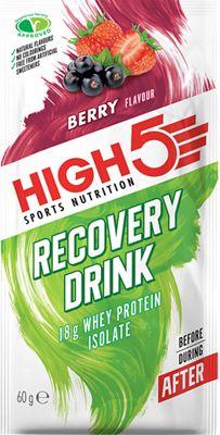 Sobres de proteínas de recuperación High5 (60 gr x 9)