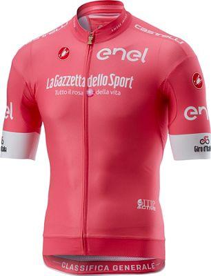 Castelli Giro Race Full Zip Jersey SS18