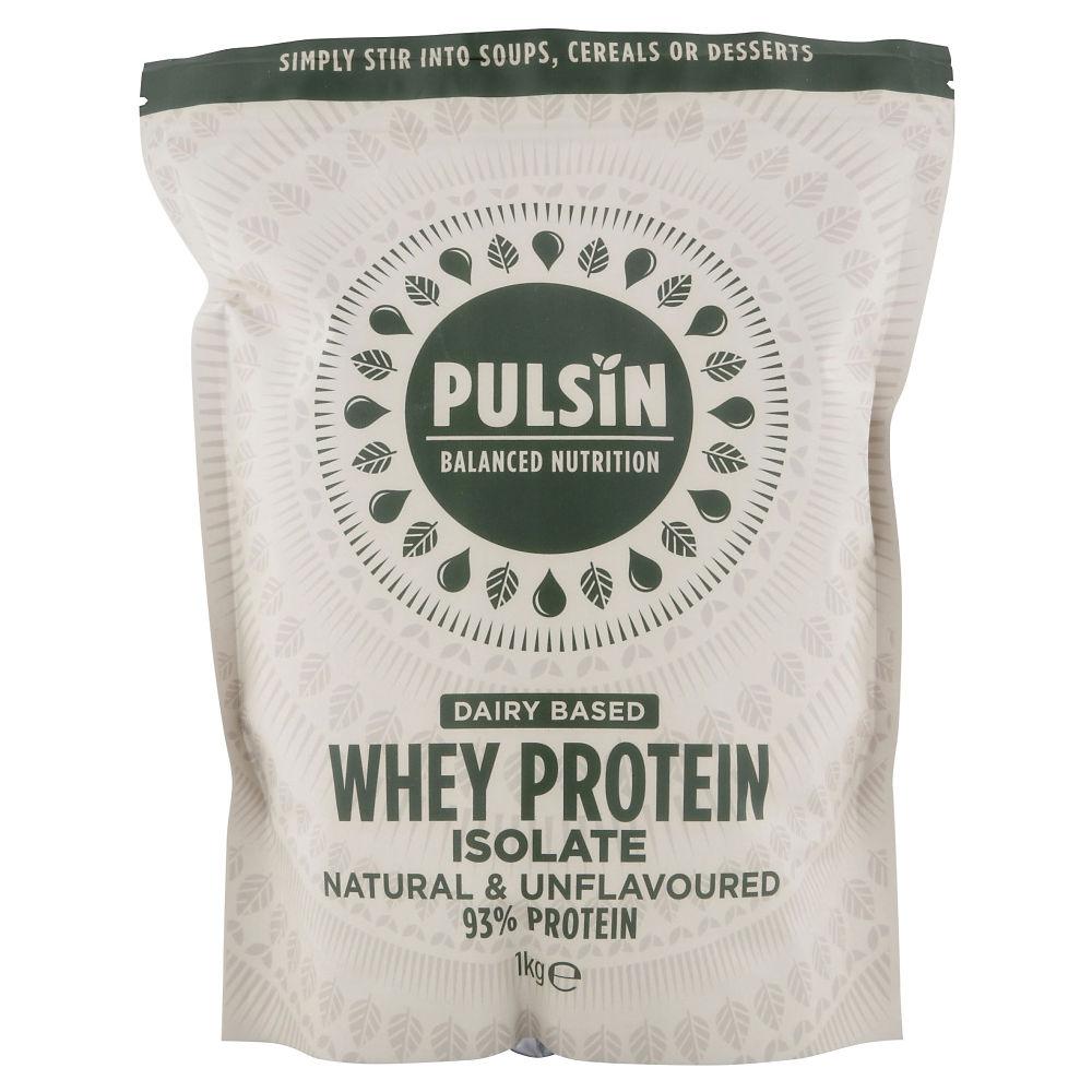 Pulsin proteinpulver