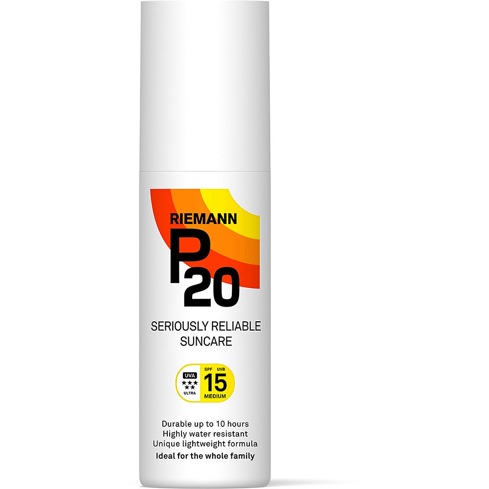 Image of Spray solaire P20 SPF15 (100 ml) - Blanc, Blanc