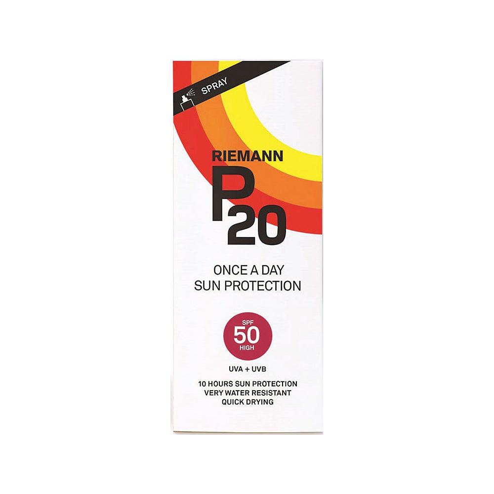 Image of Spray solaire P20 SPF 50 (100 ml) - Blanc, Blanc