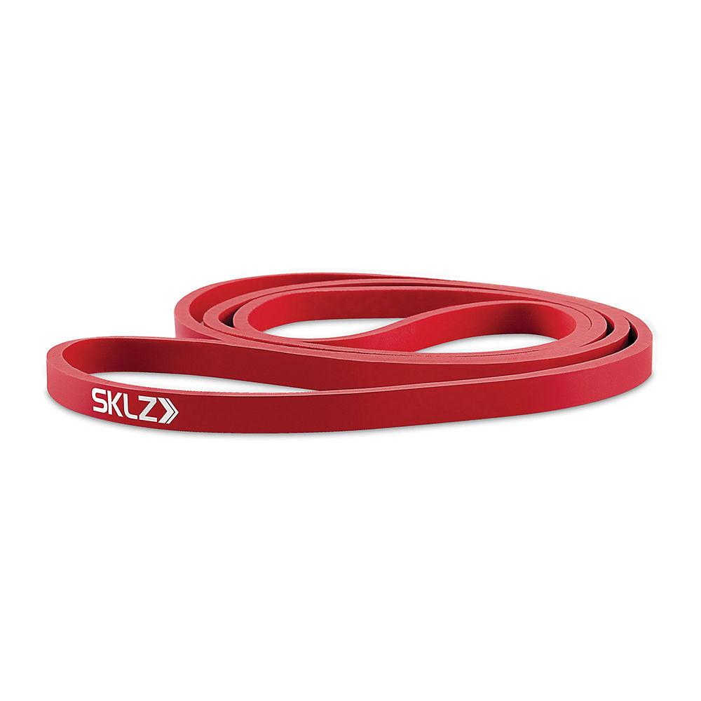 Image of Bandes de résistance SKLZ Pro (moyennes, rouges), Rouge