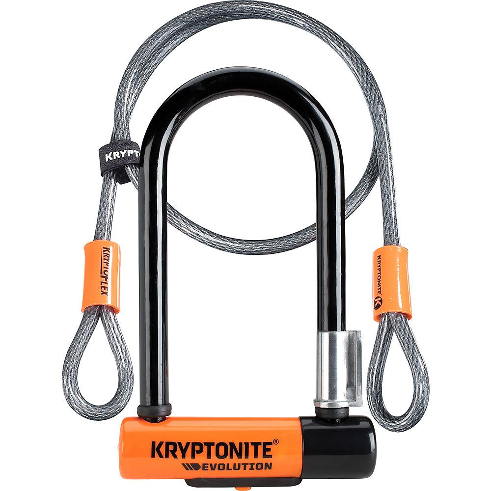 ComprarCable Kryptoflex y candado Kryptonite Evolution Mini 7