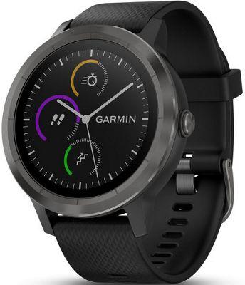 Garmin Vívoactive® 3 GPS Smartwatch (Slate) 2018