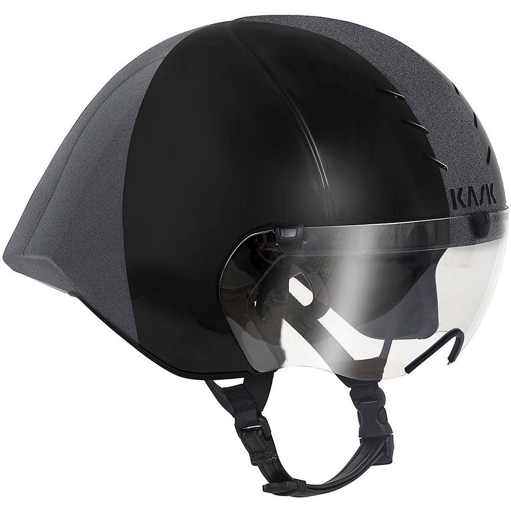 Kask Mistral Aero Helmet - Black-red  Black-red