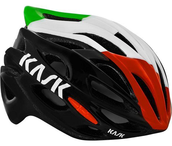 0e34e275a Kask Mojito Sport Road Helmet - Italian Flag
