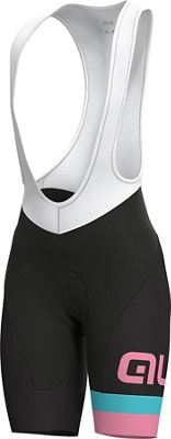 Alé Women's Exclusive Block Stripe Shorts SS18