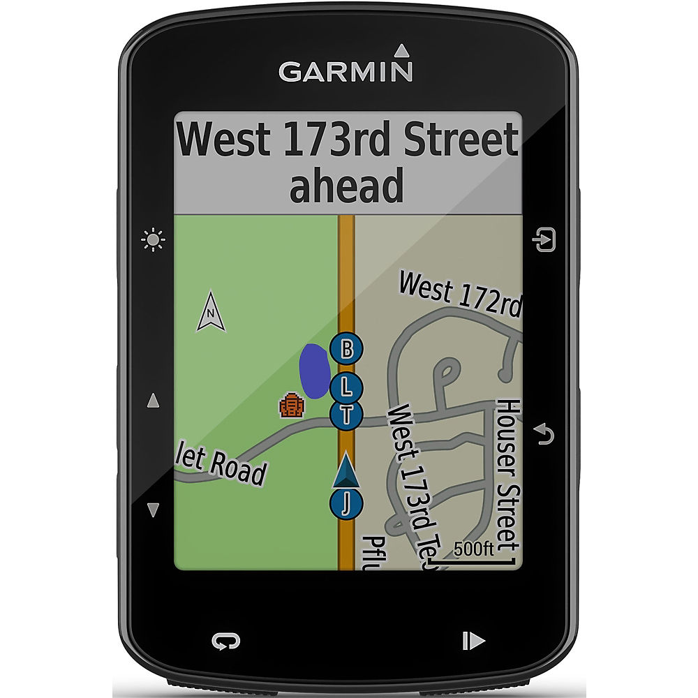Garmin Edge 520 Plus Performance Bundle - Negro, Negro